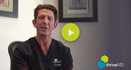 Dr. Scott Brandt interview on stem cells for joints, soft tissue, back pain
