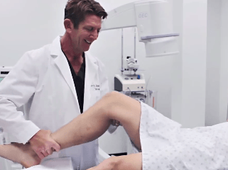 stem cell knee injections
